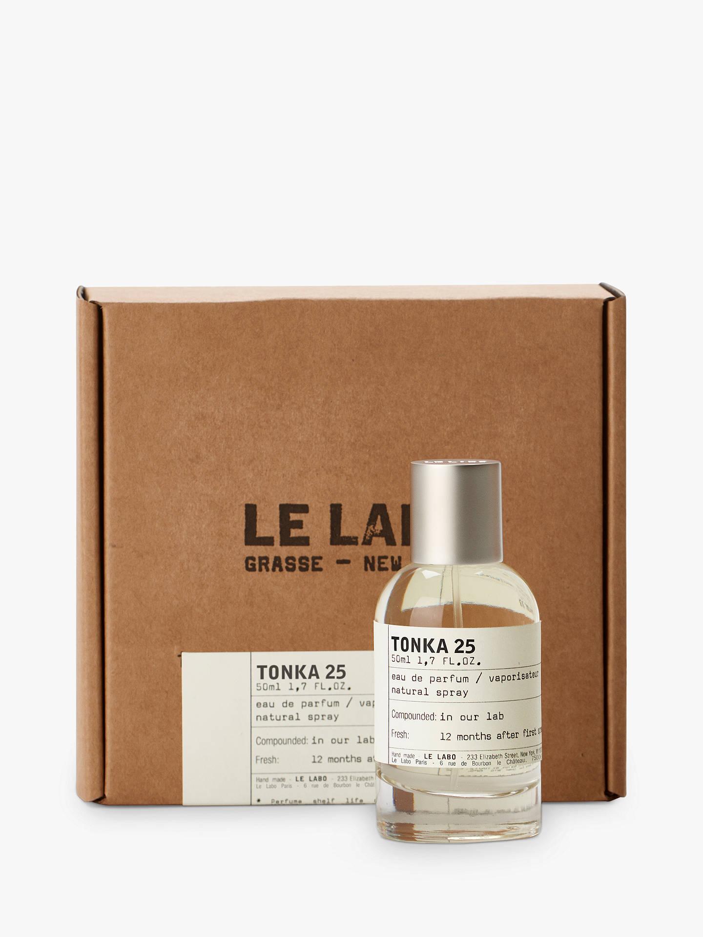 Le Labo Tonka 25 Eau De Parfum At John Lewis Partners