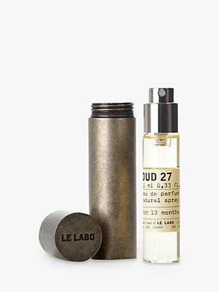 Le Labo Oud 27 Eau de Parfum Travel Tube, 10ml