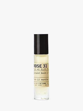 Le Labo Rose 31 Liquid Balm Rollerball, 7.5ml