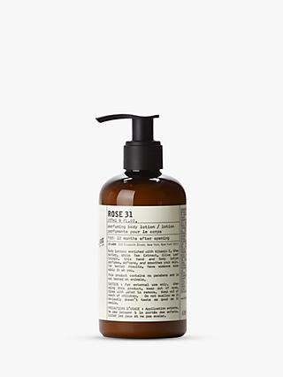 Le Labo Rose 31 Perfuming Body Lotion, 237ml