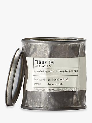 Le Labo Figue 15 Vintage Scented Candle, 195g