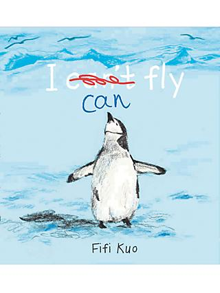 I Can Fly Children's Book