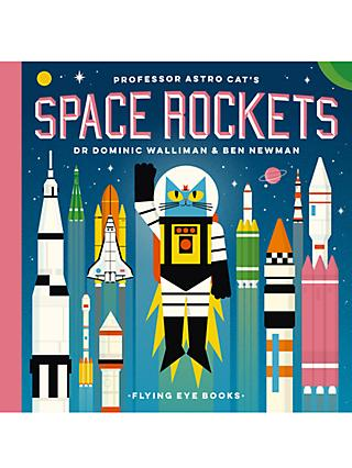 Professor Astro Cat's Space Rockets Children's Book