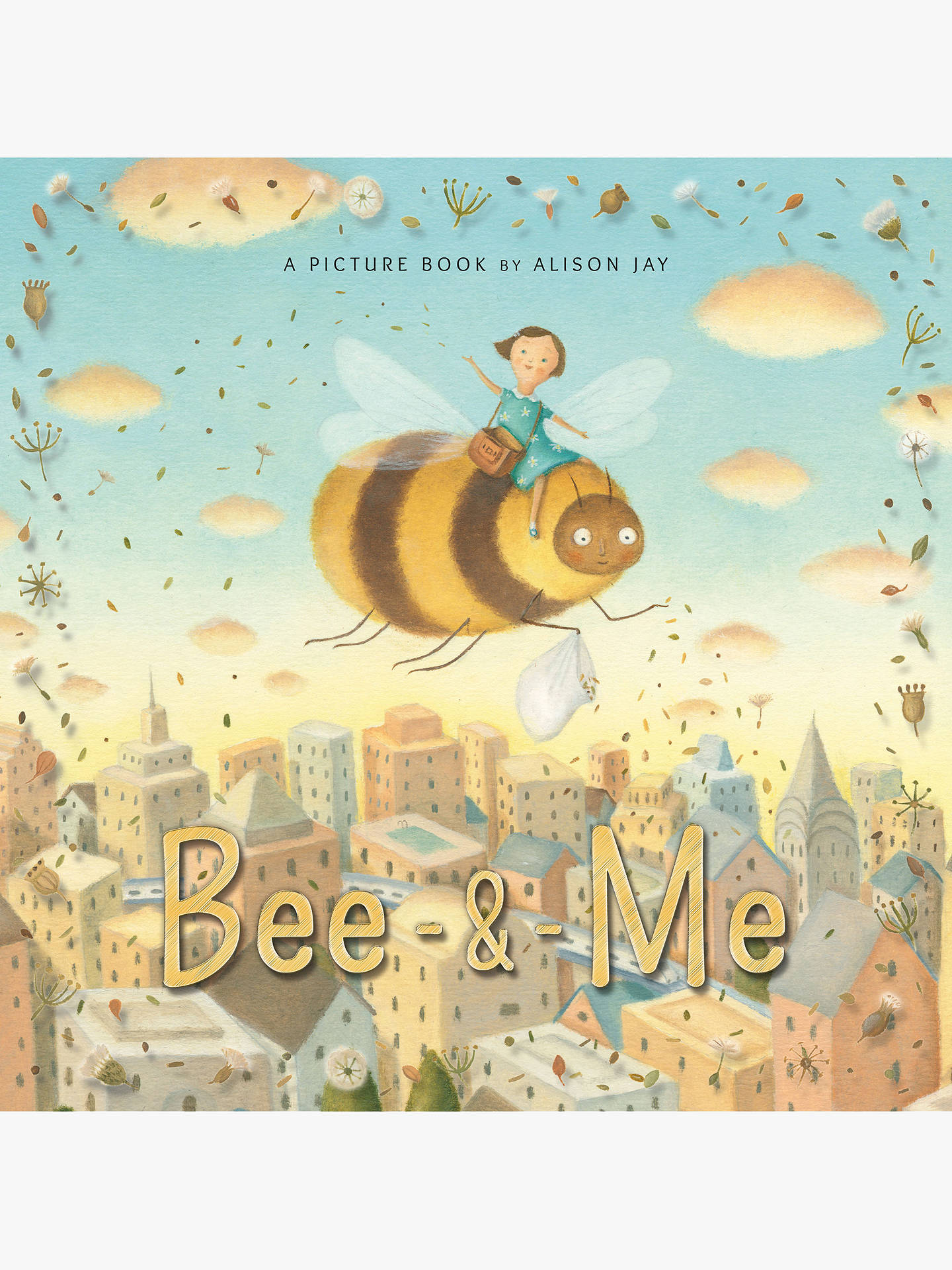 BuyBee & Me Children's Book Online at johnlewis.com