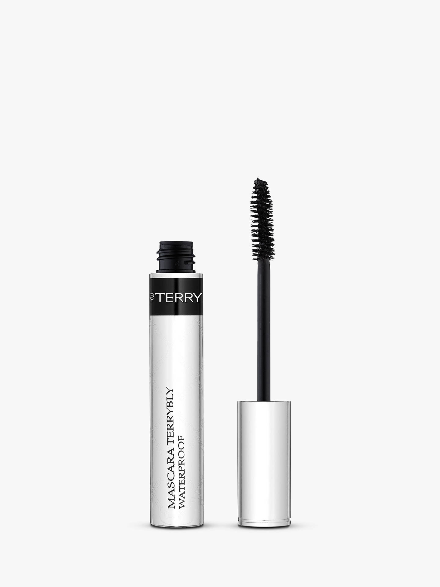 BuyBY TERRY Terrybly Waterproof Serum Mascara, Black Online at johnlewis.com