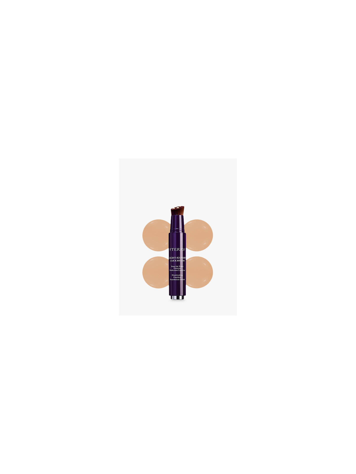 BuyBY TERRY Light-Expert Click Brush Foundation Golden Sand Online at johnlewis.com