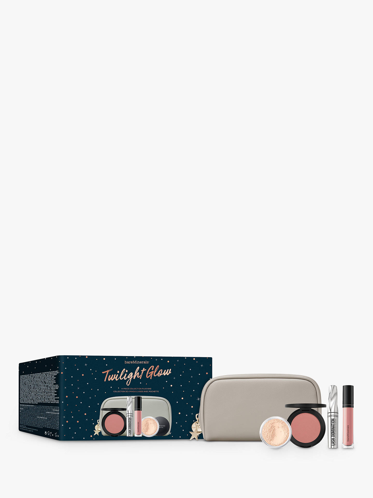 Buy bareMinerals Twilight Glow Makeup Gift Set Online at johnlewis.com