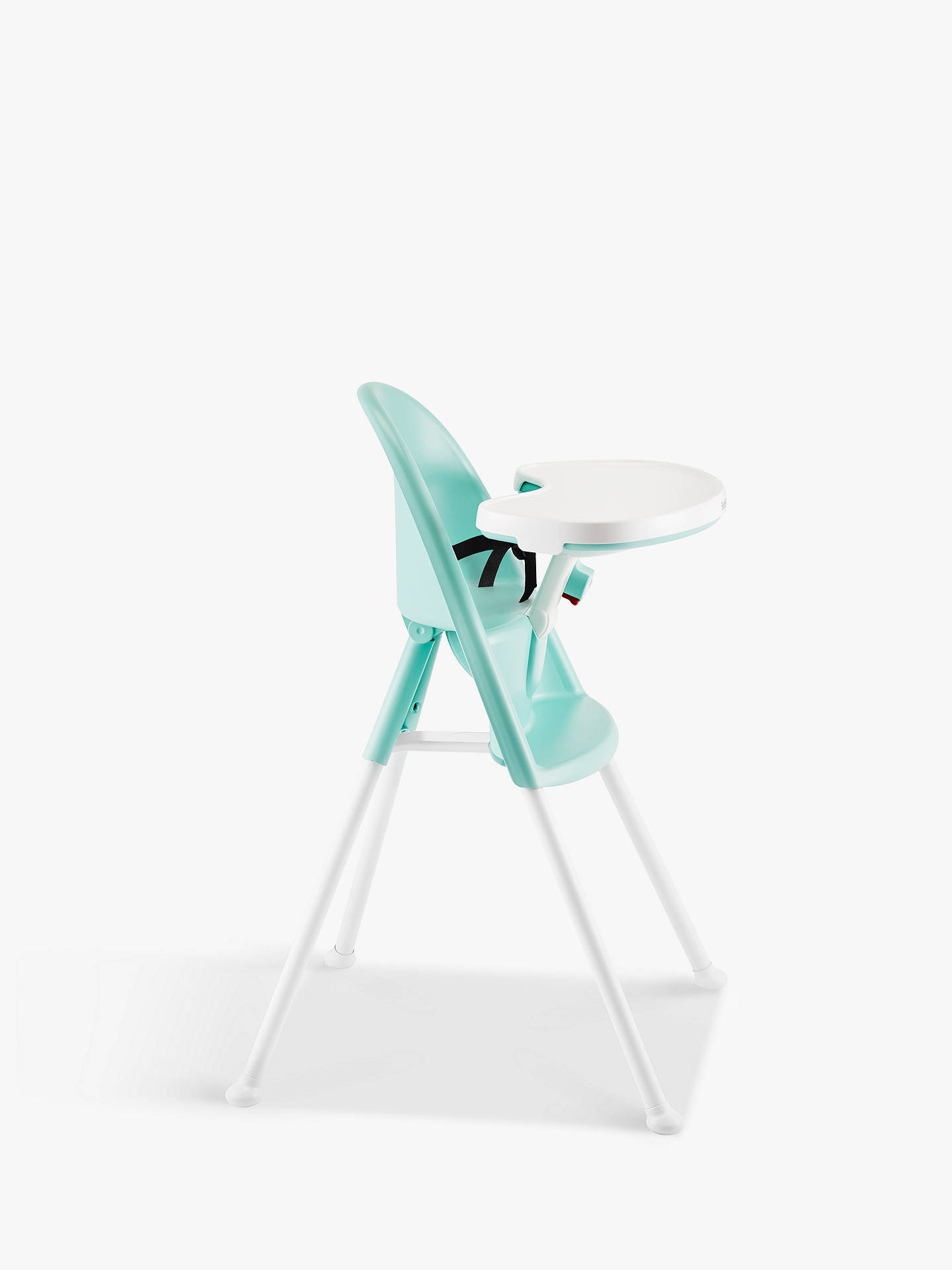 Babybjorn Highchair Light Green At John Lewis Partners