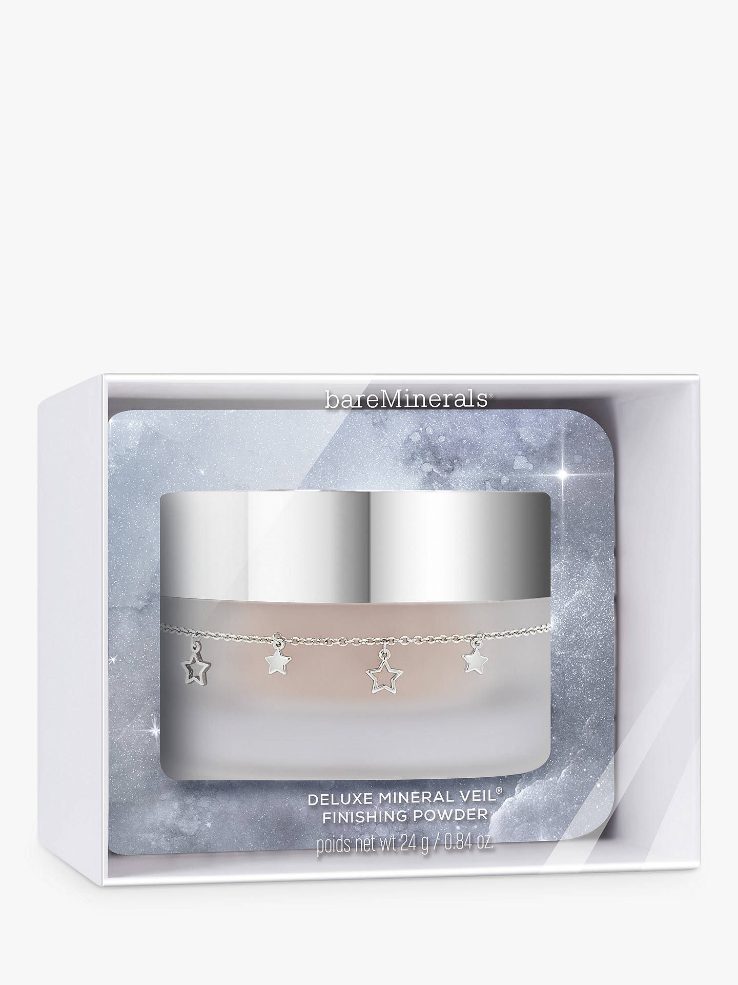 Buy bareMinerals Stardust Deluxe Mineral Veil Online at johnlewis.com