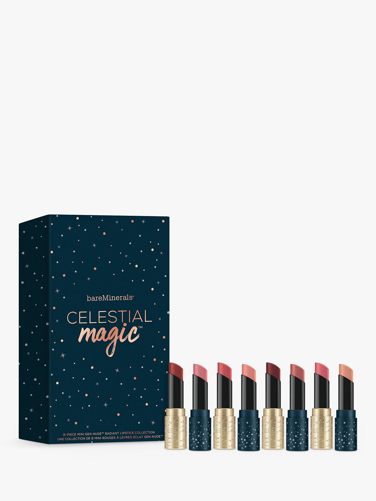 BuybareMinerals Celestial Magic Lip Collection Makeup Gift Set Online at johnlewis.com