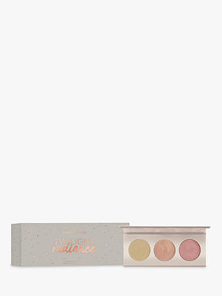Buy bareMinerals Twilight Radiance Highlighter Palette, Multi Online at johnlewis.com