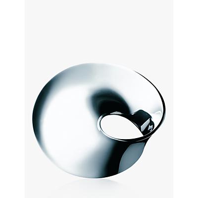 Georg Jensen Sterling Silver Möbius Brooch, Silver
