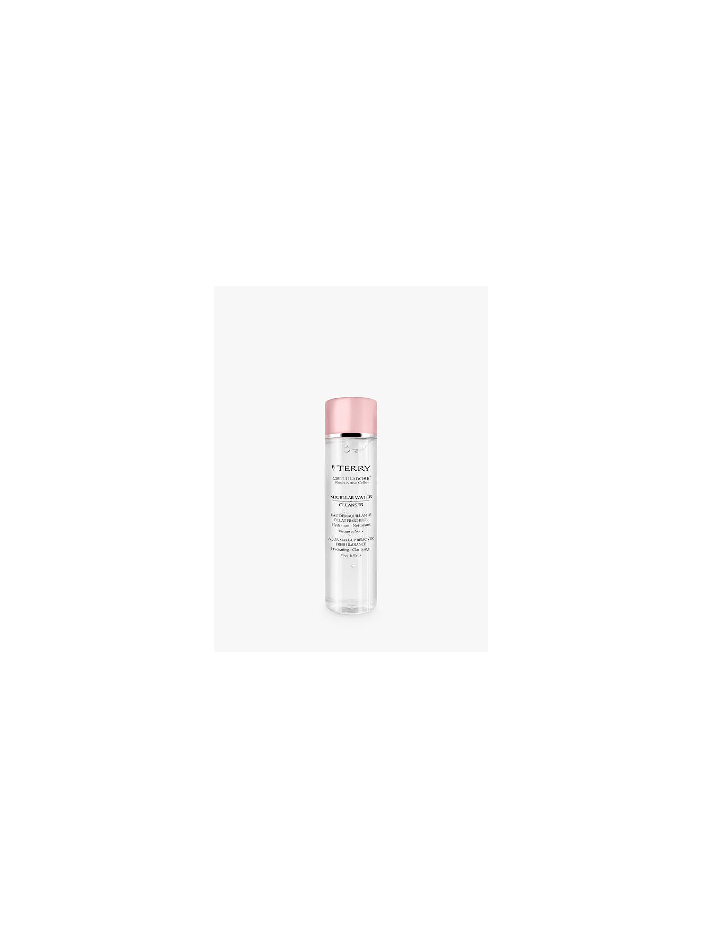 Buy BY TERRY Cellularose Micellar Water Cleanser, 150ml Online at johnlewis.com