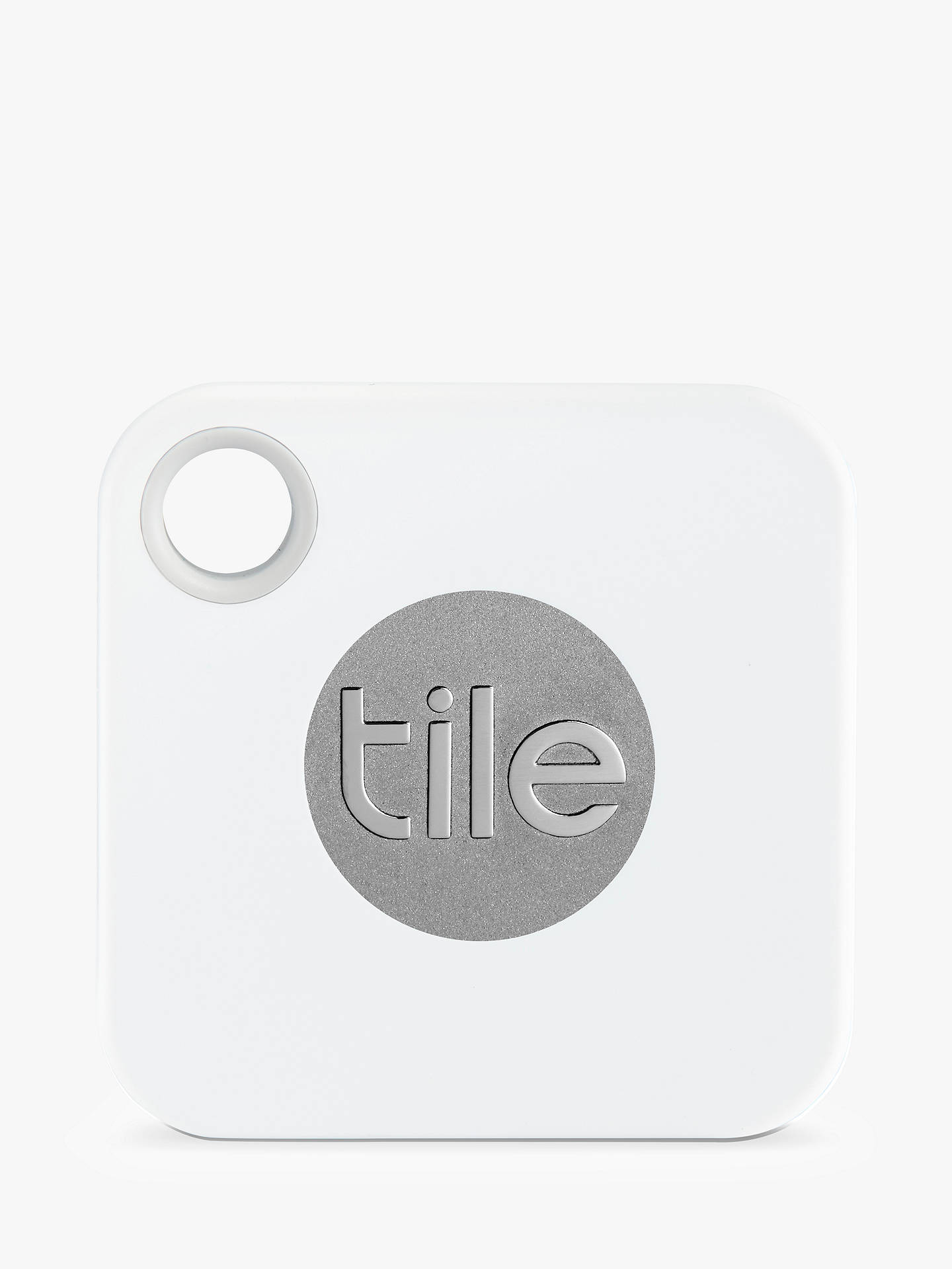 Buy Tile Mate (2018), Bluetooth Phone, Keys, Item Finder, 1 Pack Online at johnlewis.com