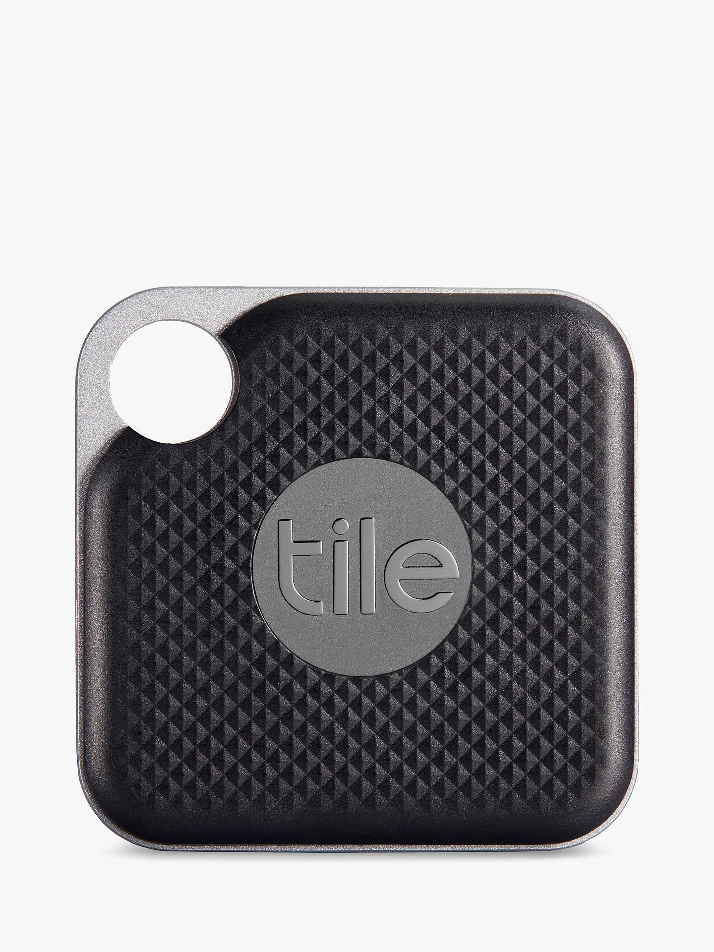 Tile Style Pro Series 2018 Bluetooth Phone Keys Item