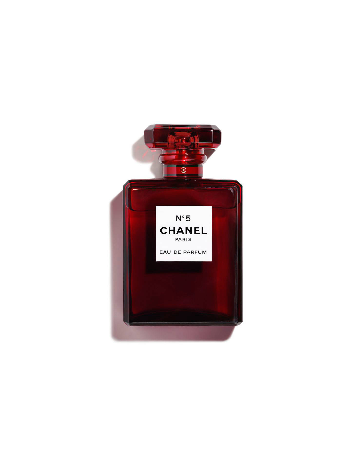 BuyCHANEL N°5 N°5 Eau de Parfum Limited Edition, 100ml Online at johnlewis.com