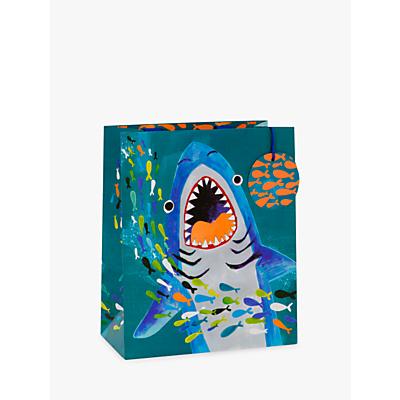 Image of Paper Salad Shark Gift Bag