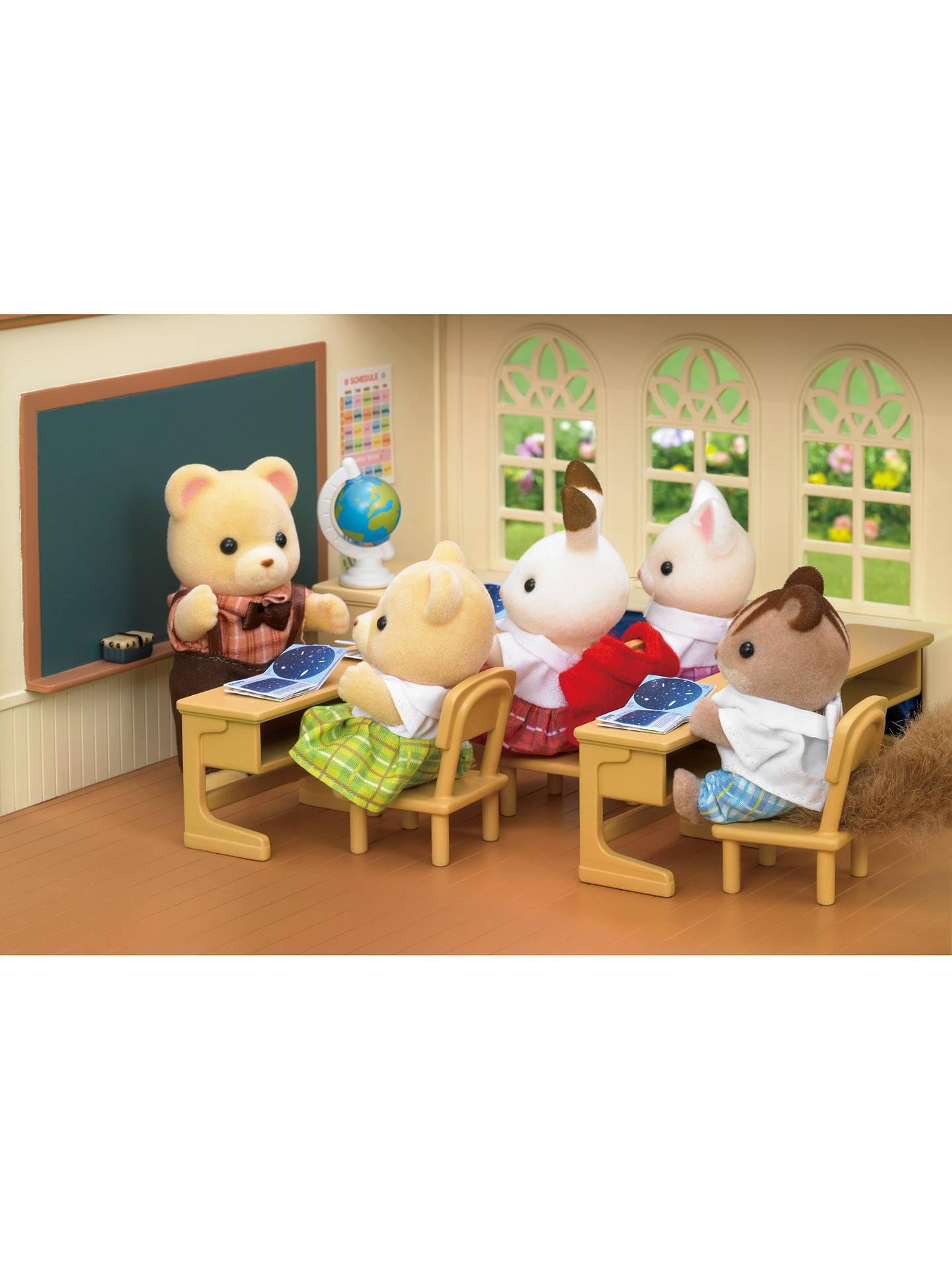 BuySylvanian Families Country Tree School Online at johnlewis.com