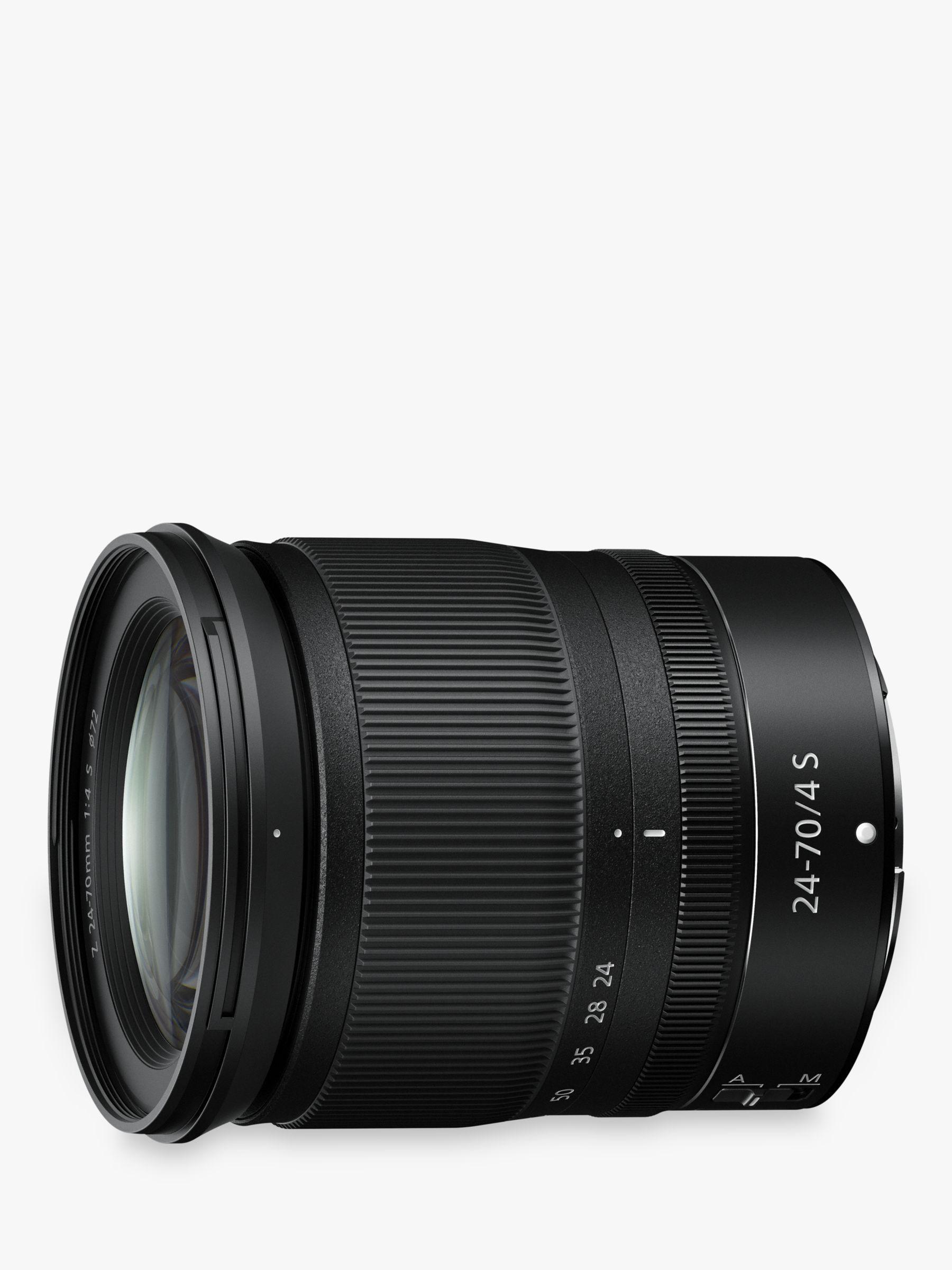 Nikon Nikon Z NIKKOR 24-70mm f/4 S Zoom Lens