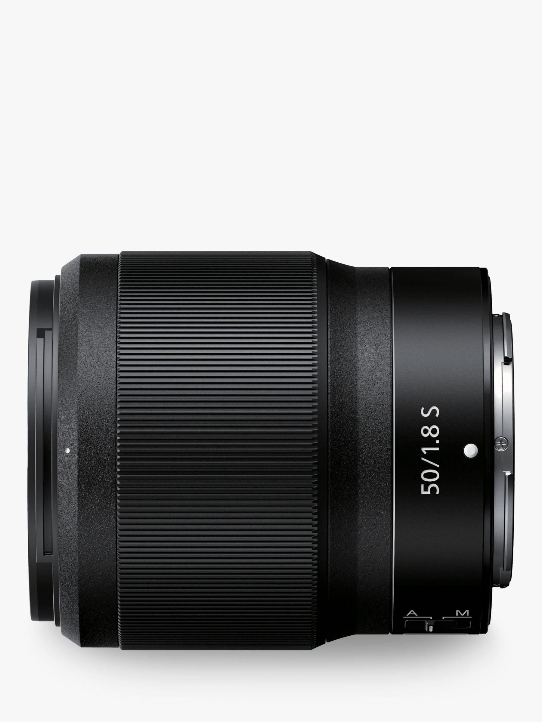 Nikon Nikon Z NIKKOR 50mm f/1.8 S Lens
