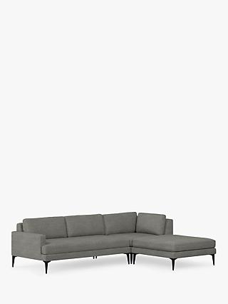 west elm Andes Large 3 Seater RHF Sectional Sofa