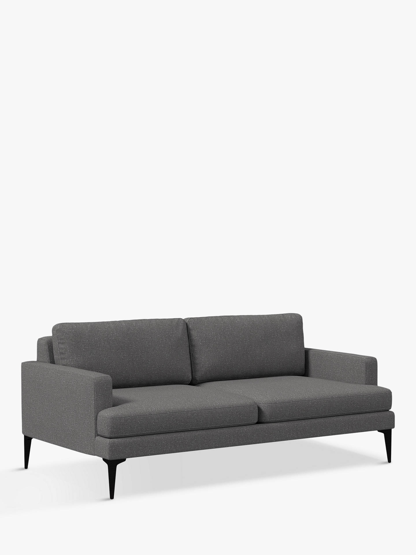 West Elm Andes Large 3 Seater Sofa At