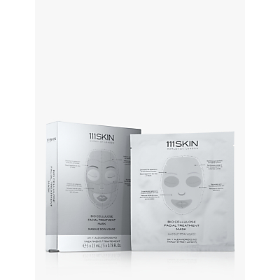 Image of 111SKIN Bio Cellulose Facial Mask, 5 x 23ml