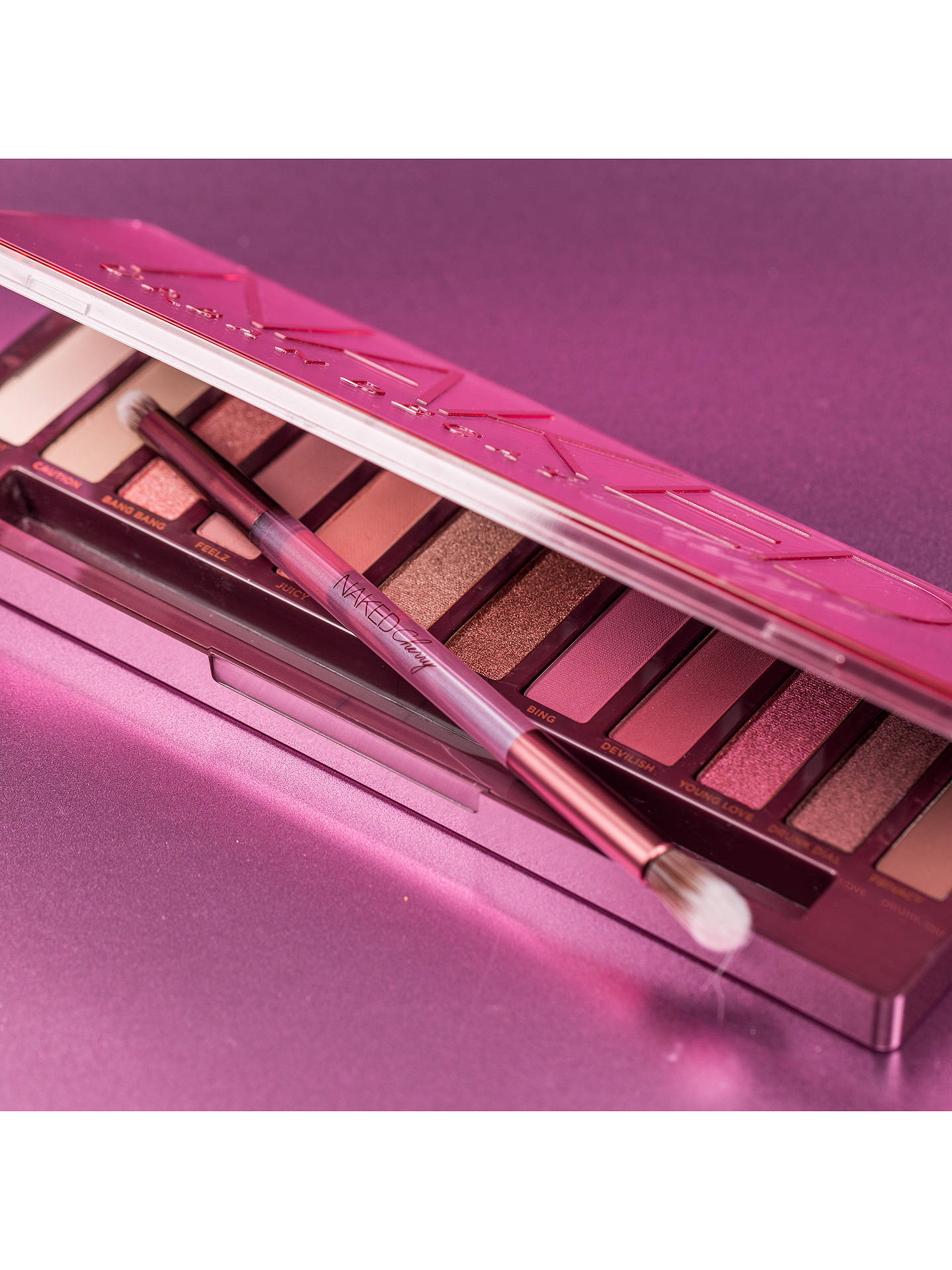 BuyUrban Decay Naked Cherry Palette, Multi Online at johnlewis.com
