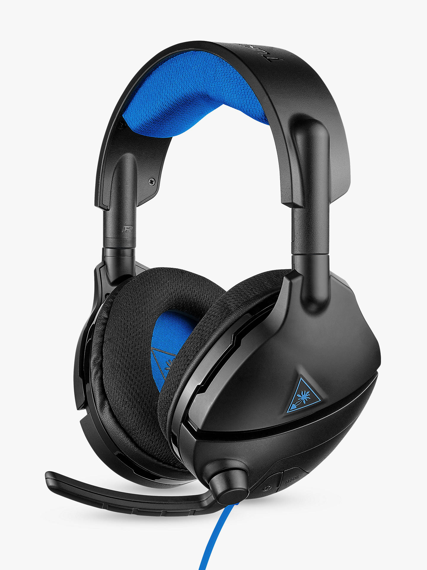 pc gaming bass boosted headset john lewis