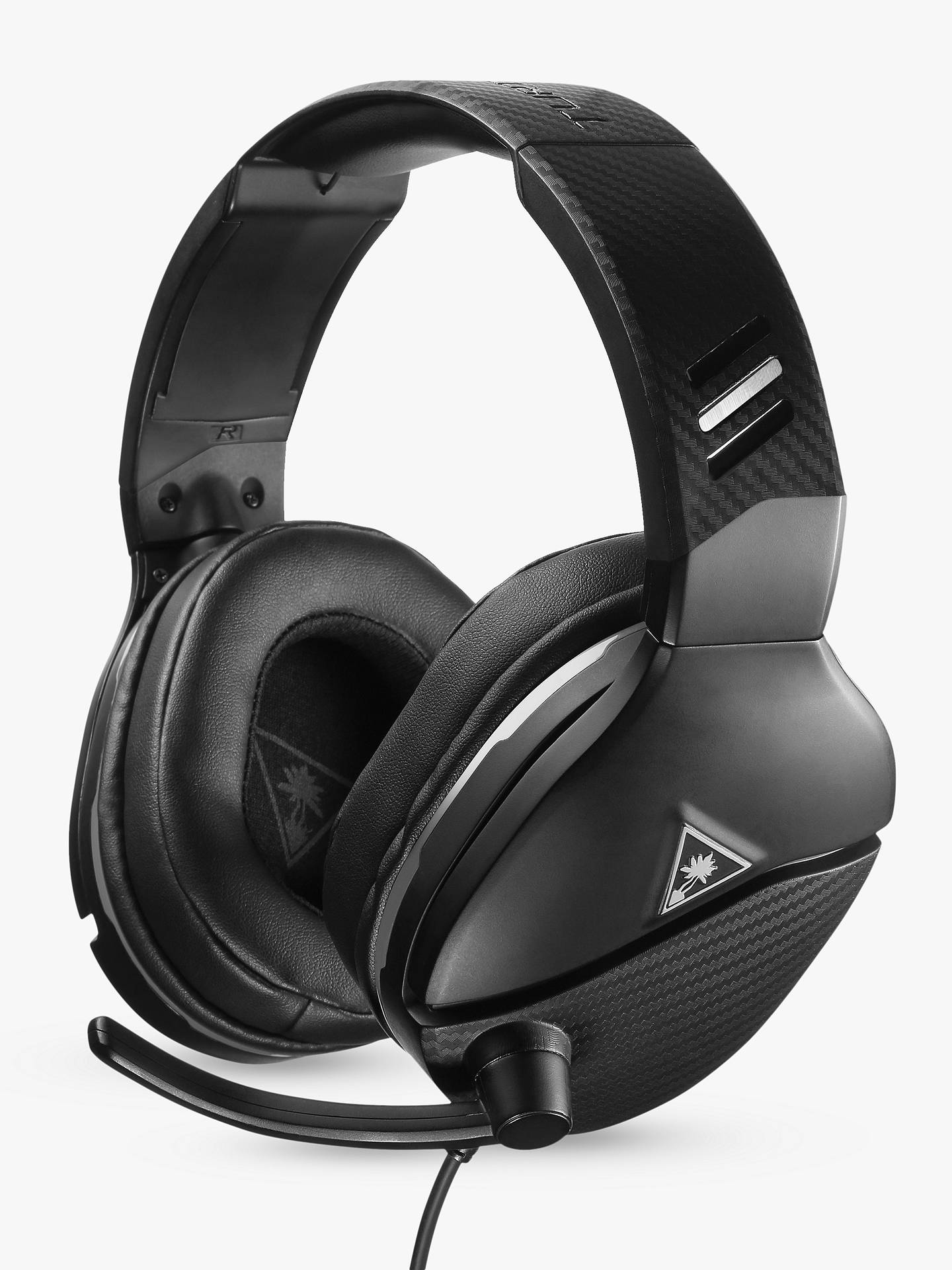 4998b5003ec Buy Turtle Beach Recon 200 Gaming Headset for PC, PlayStation 4, Xbox One  and