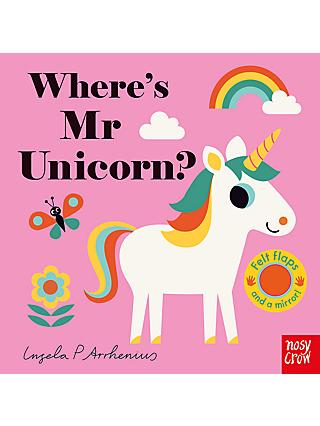 Where's Mr Unicorn? Children's Book