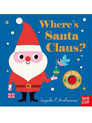 Where's Santa Claus? Children's Book