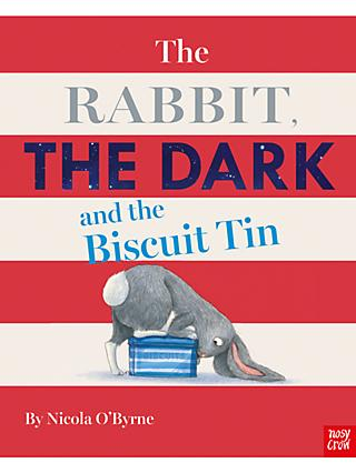 The Rabbit, The Dark And The Biscuit Tin Children's Book