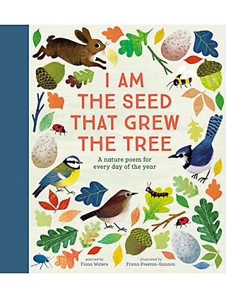 I Am The Seed That Grew The Tree Children's Book