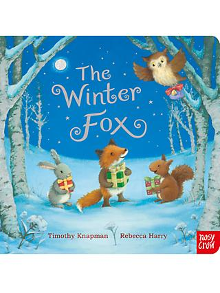 The Winter Fox Children's Book