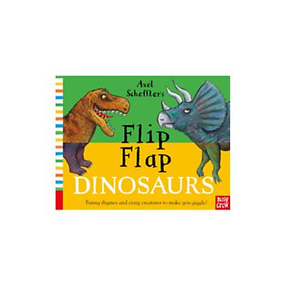 Flip Flap Dinosaurs Children's Book