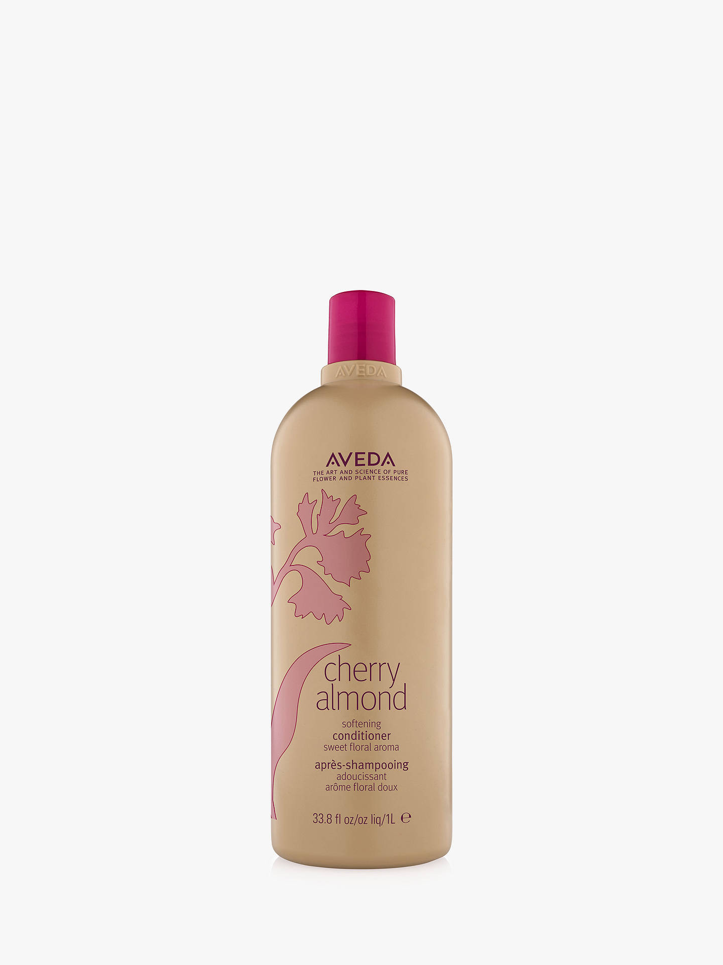 Buy Aveda Cherry Almond Conditioner, 1000ml Online at johnlewis.com