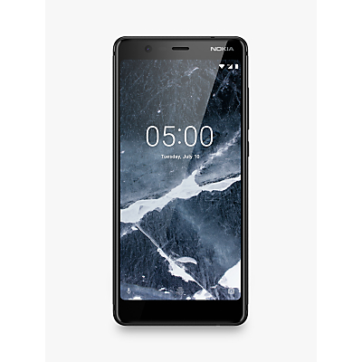 "Image of Nokia 5.1 Smartphone, Android, 5.5"", 4G LTE, SIM Free, 16GB"