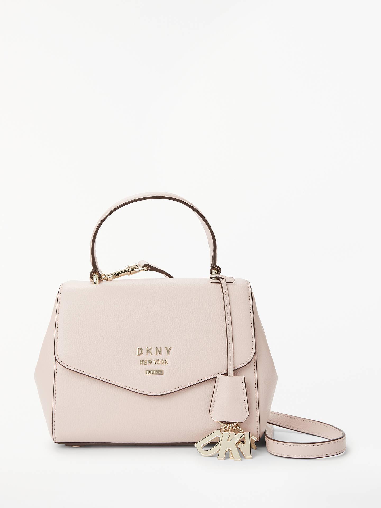 BuyDKNY Hutton Medium Leather Satchel Bag 40a1158d584e9