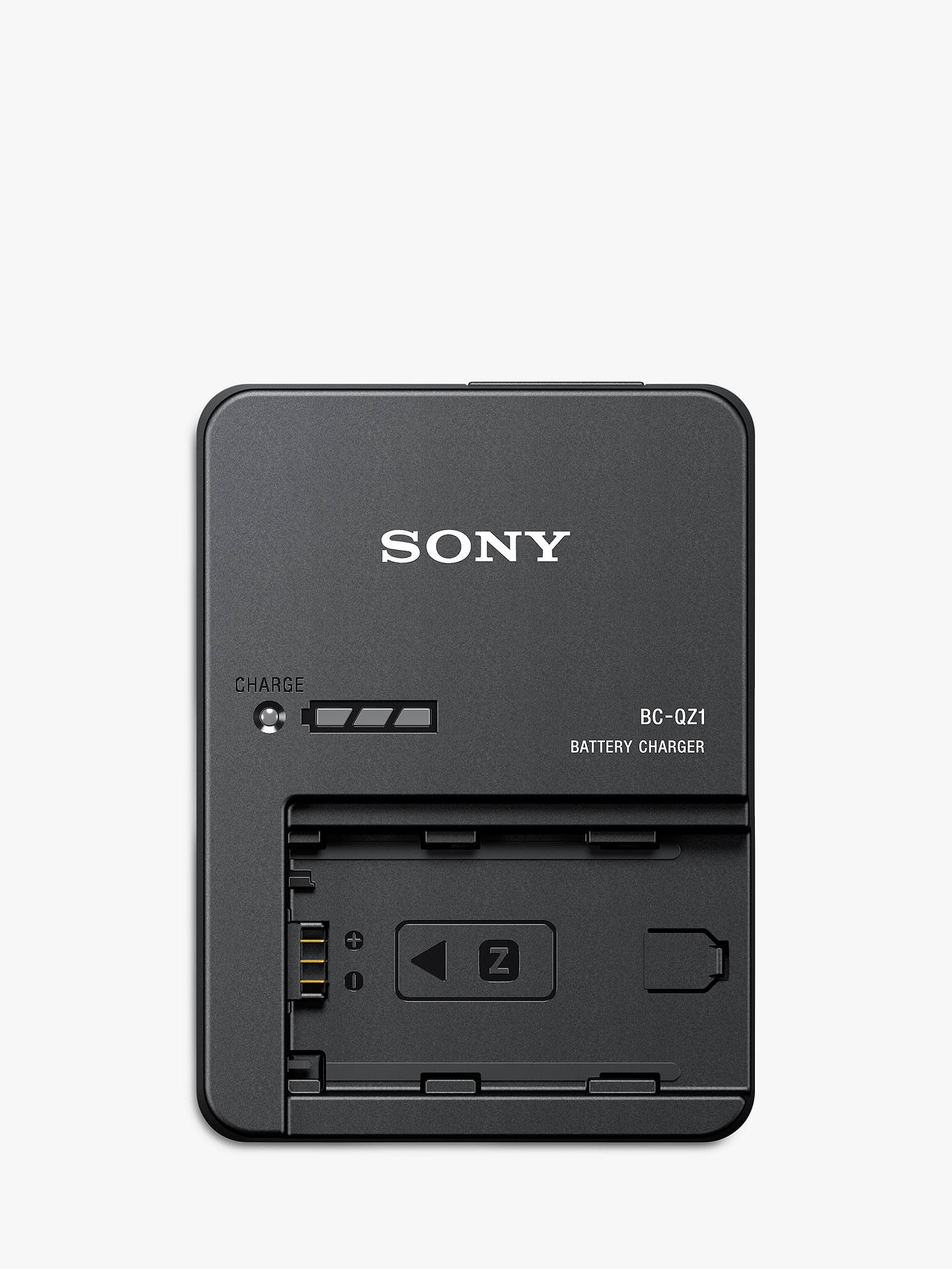 BuySony BC-QZ1 Battery Charger for NP-FZ100 Online at johnlewis.com
