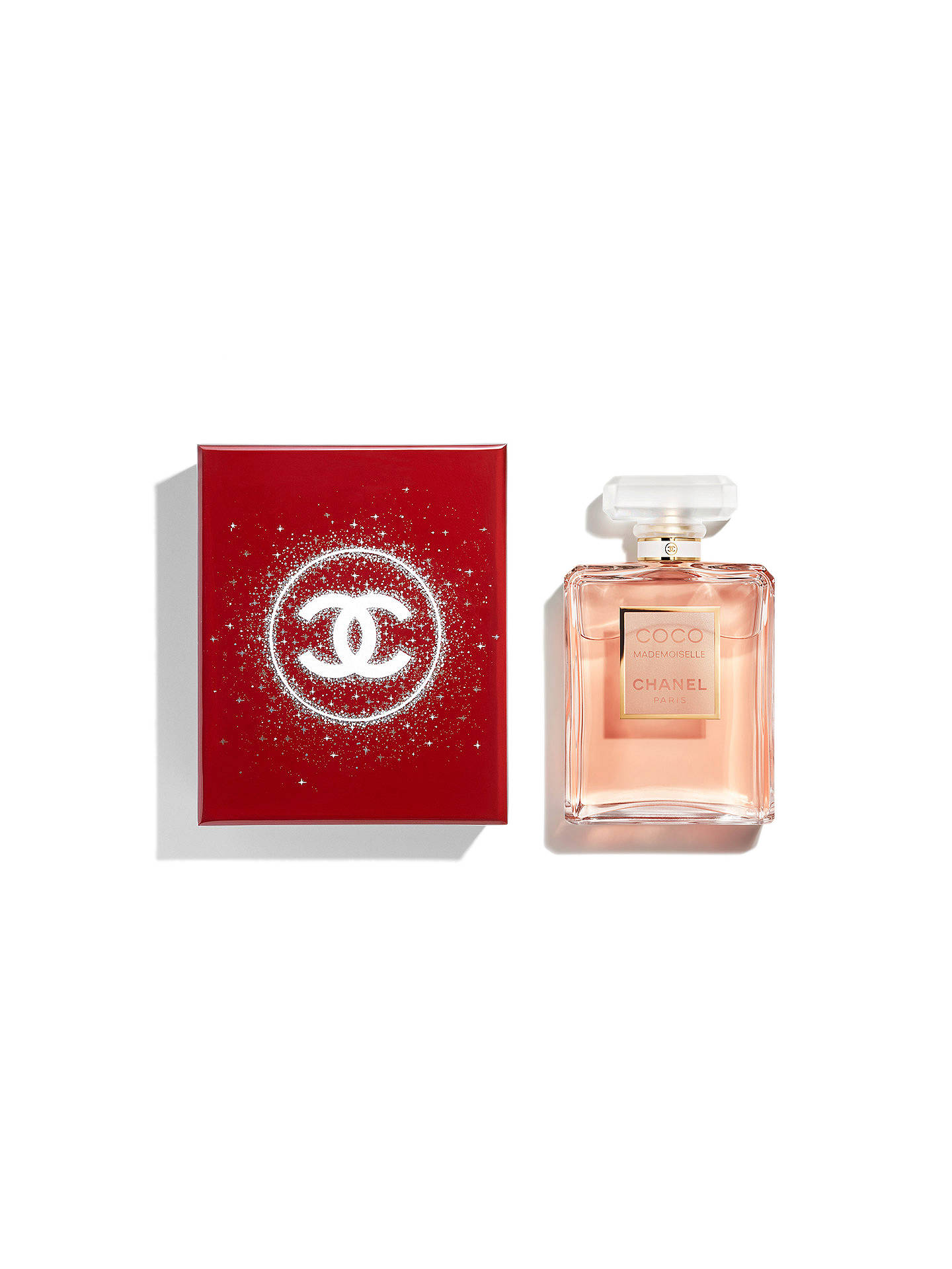 Chanel Coco Mademoiselle Eau De Parfum Spray 100ml With Gift Box At Edp
