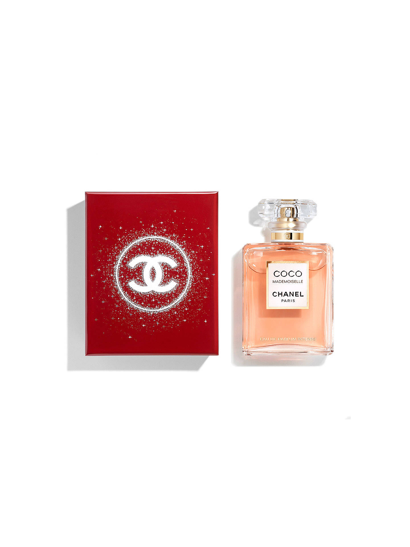 Chanel Coco Mademoiselle Eau De Parfum Intense Spray 100ml With
