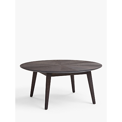 Croft Collection Iona Coffee Table, Black