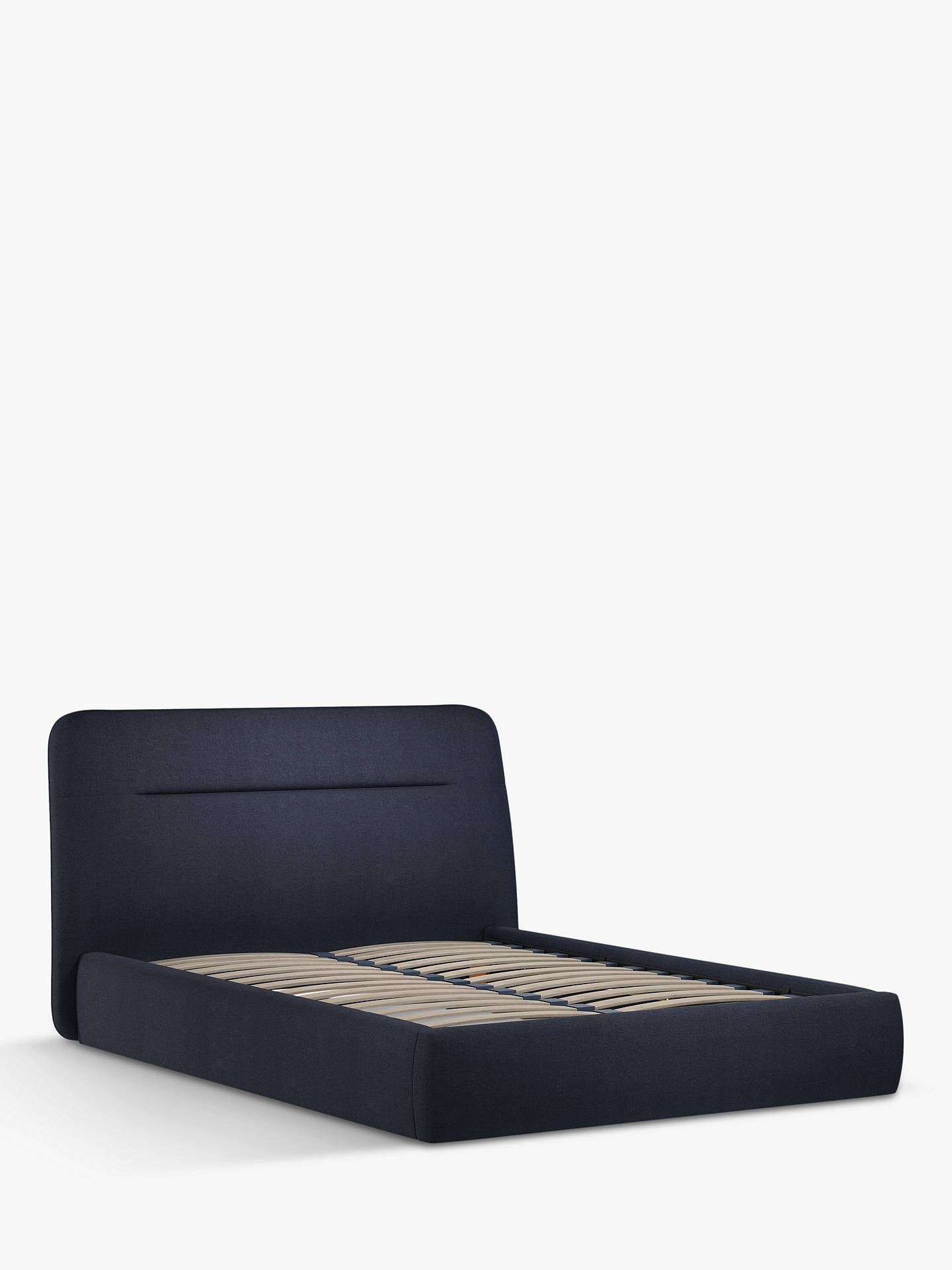Buy Design Project by John Lewis No.152 Ottoman Storage Upholstered Bed Frame, Double, Marylamb Night Sky Online at johnlewis.com