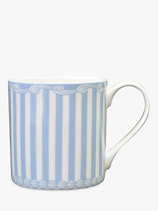 Little Venice Cake Company Striped Mug, 350ml