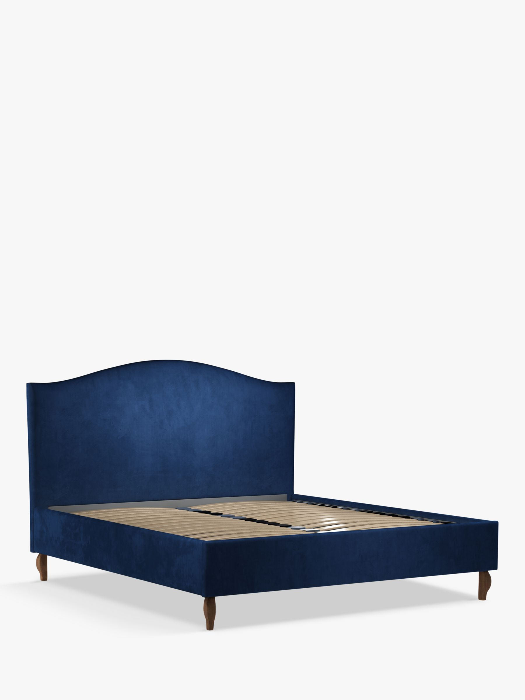 John Lewis & Partners Charlotte Upholstered Bed Frame, Super King Size