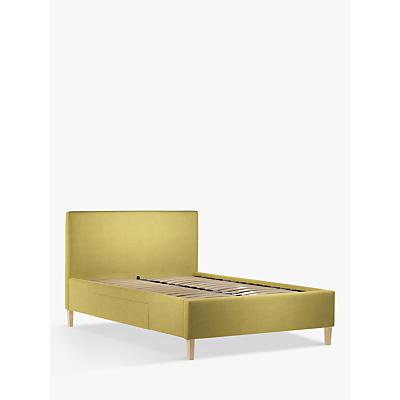 John Lewis & Partners Emily 2 Drawer Storage Upholstered Bed Frame, Double