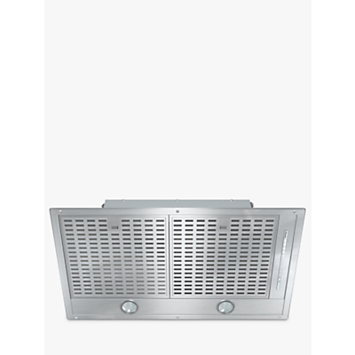 Image of Miele DA 2578 70cm Extractor Unit Canopy Cooker Hood, Stainless Steel