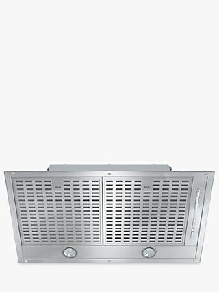 Miele DA 2578 70cm Extractor Unit Canopy Cooker Hood, Stainless Steel