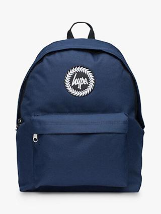 Hype Core Children's Backpack, Navy